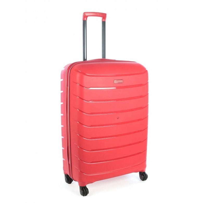Cellini Nitro 750mm 4 Wheel Trolley Case | Red