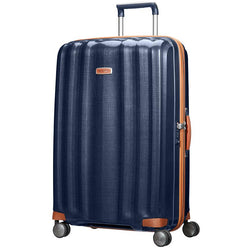 Samsonite Lite-Cube DLX 82cm/31inch Spinner | Midnight Blue
