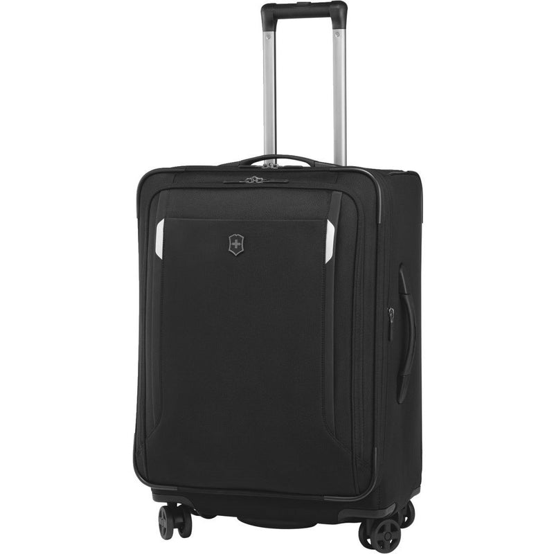 Victorinox Werks Traveler 5.0 WT 24 Dual-Caster Lightweight Upright | Black
