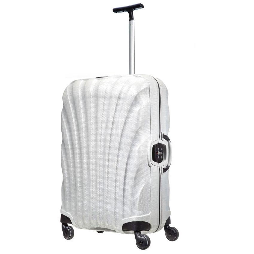 Samsonite Lite-Locked 69cm/25inch Spinner | Off White