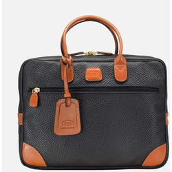 Bric's Magellano Briefcase 38 cm Black/Brown