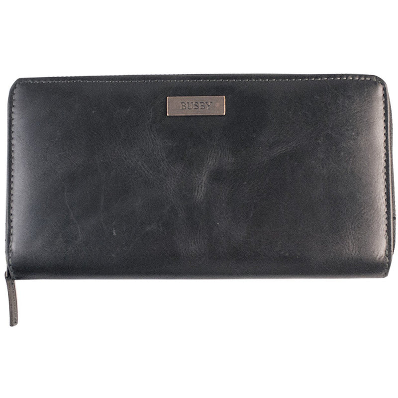Busby Ladies Leather Purse