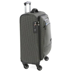 CLEARANCE Cellini Microlite X 55cm Cabin Spinner Blue (5 Year Warranty) - Charcoal Only