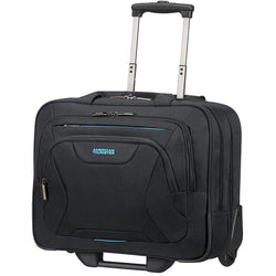 American Tourister At Work Rolling Tote 39.6cm/15.6inch | Black