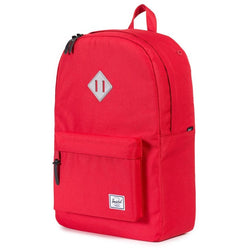 Herschel Supply Company Heritage Laptop Backpack | Red/3M Rubber