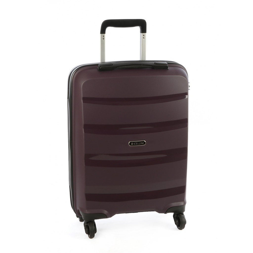 Cellini Spinn 530mm 4 Wheel Carry On | Purple