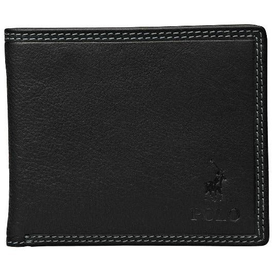 Polo Tuscany Removable Card Section | Black