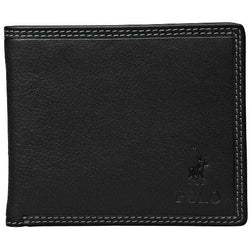 Polo Tuscany Billfold Wallet | Black