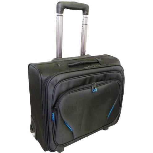 "Tosca Elegant 15.6"" Overnight Laptop Trolley 