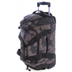 Cellini Eezypak 510cm Carry On Trolley Duffle | Camo