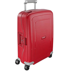 Samsonite S'Cure 55cm Spinner | Crimson Red