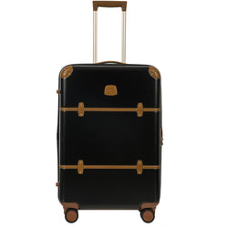 Bric's Bellagio 71cm  Spinner Trunk | Black/Brown