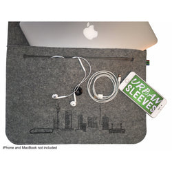 "Urban Sleeve for MacBook 15"" - Joburg Design"