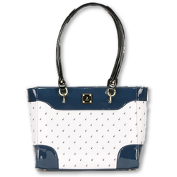 Polo Canterbury Tote Handbag Blue