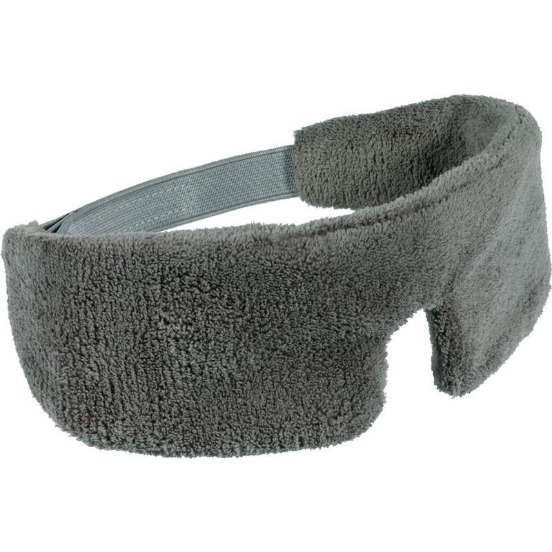 Go Travel Luxury Eye Mask Dark Grey