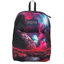 JanSport High Stakes Backpack | Multi Cosmic waters