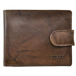 Busby Casco Wallet | Brown