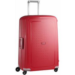 Samsonite S'Cure 75cm Spinner | Crimson Red