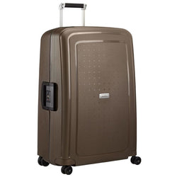 Samsonite S'Cure DLX 69cm/25inch Travel Spinner | Metallic Bronze