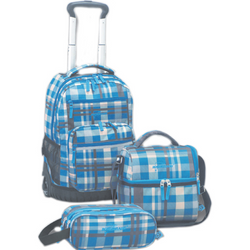 TravelMate School-Mate 3-Piece School trolley Set