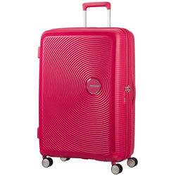 American Tourister Soundbox Spinner Expandable 77cm | Lightning Pink