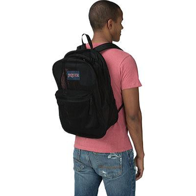 Jansport Mesh Pack Backpack | Black
