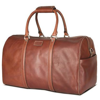 Jekyll & Hide Montana Small RFID Carry On Holdall Brown