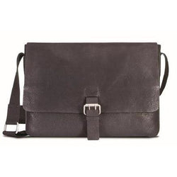 "Brando Cooper 13"" Messenger Type Crossbody Bag Black"