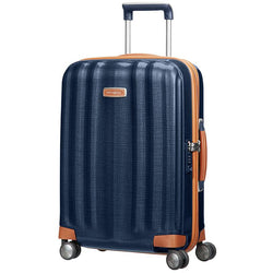 Samsonite Lite-Cube DLX 55cm/20inch Spinner | Midnight Blue