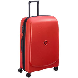Delsey Belmont Plus 82cm Trolley Case Tangerine Orange