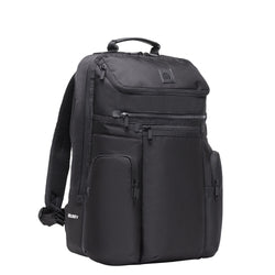 "Delsey Ciel 15.6"" Laptop Backpack Black"