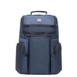 "Delsey Ciel 15.6"" Laptop Backpack Navy Blue"