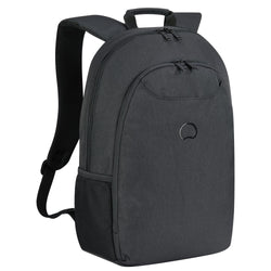 "Delsey Esplanade 15.6"" Laptop Backpack Black"
