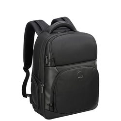 "Delsey Quarterback Premium 1 Compartment 15.6""Laptop Backpack"