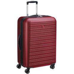 Delsey Segur 2.0 70cm Trolley Case Red