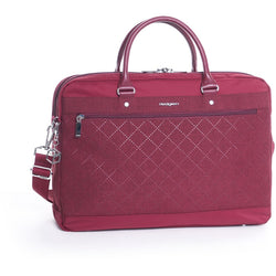 DIAMOND STAR BUSINESS BAG DOUBLE COMPARTMENT WINE