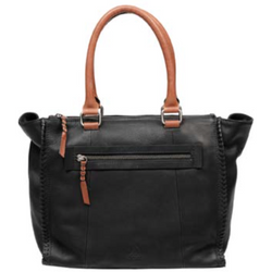 Polo Dune Leather Tote