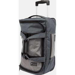 Paklite Limelite Small 2 Wheel Trolley Duffle | DenimGrey