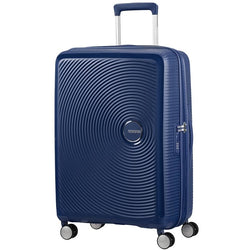 American Tourister Soundbox Spinner Expandable 67cm | Midnight Navy