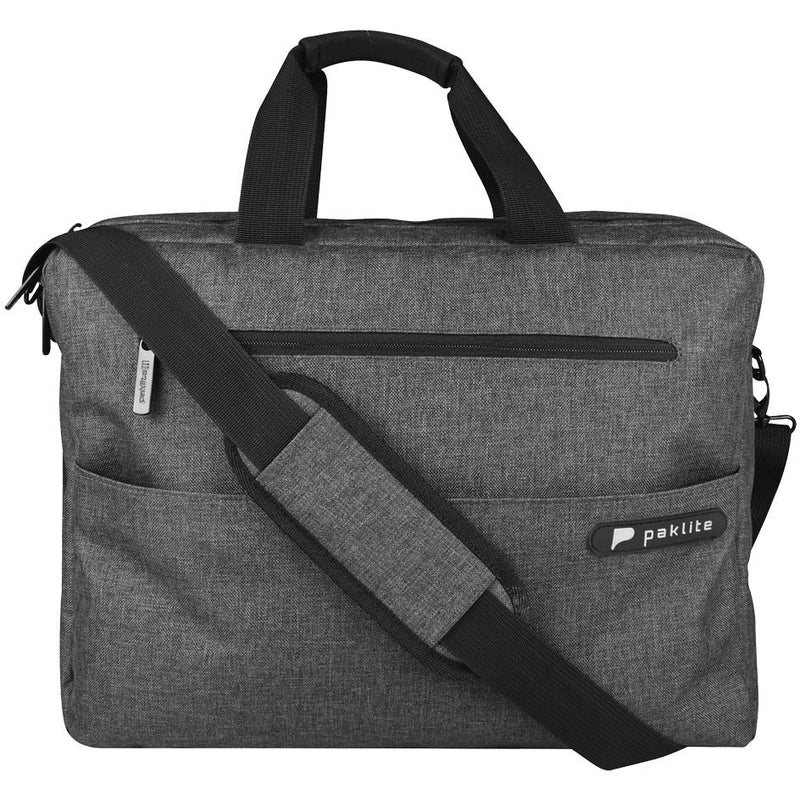 Paklite Vision Slim Line Laptop Business Bag | Charcoal