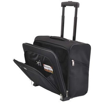 Busby Union Nylon Business Laptop Bag With Wheels