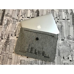 "Urban Sleeve for MacBook 13"" - Joburg Design"
