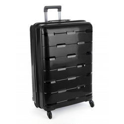 Cellini Edge 730mm 4 Wheel Trolley Case | Black