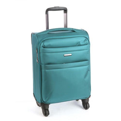 Cellini Microlite 530mm 4 Wheel Carry On | Teal