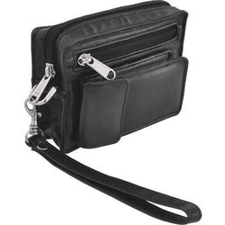 Busby Clayton Unisex Bag | Black
