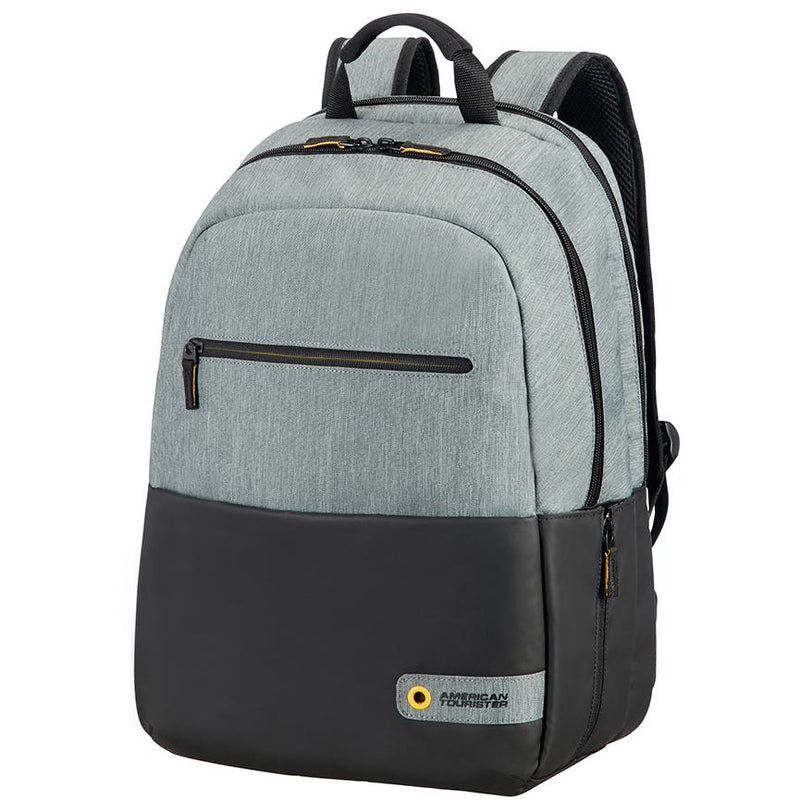 American Tourister City Drift Laptop Backpack 15.6inch | Black/Grey