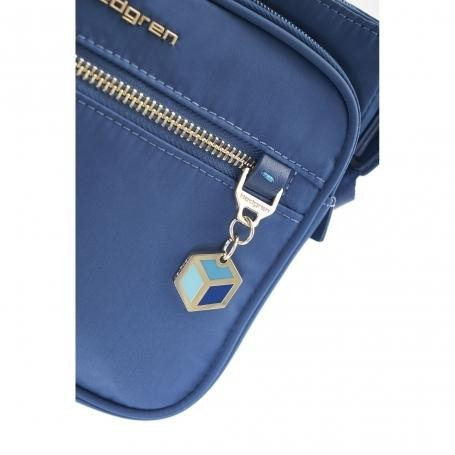 Hedgren Premium Charm Multi Pocket Crossover (S) | Nautical Blue - iBags.co.za
