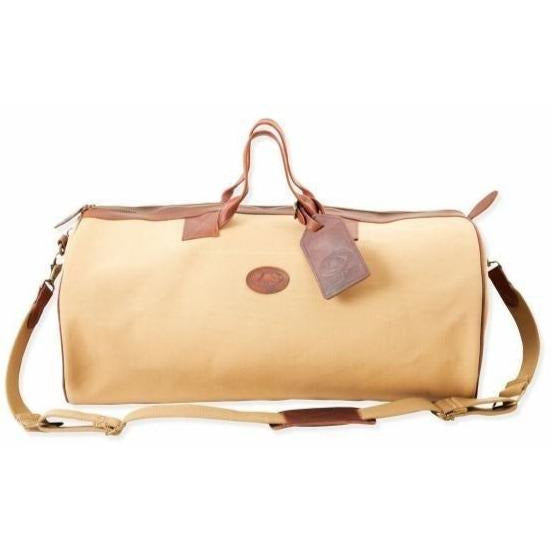 Melvill & Moon Short Safari Duffel Bag Khaki