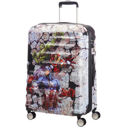 American Tourister Disney Wavebreaker 67cm Medium Spinner | Avengers Rock