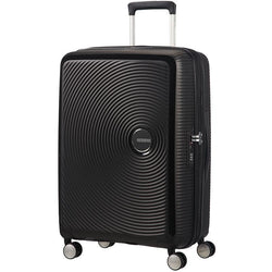 American Tourister Soundbox Spinner Expandable 67cm | Bass Black